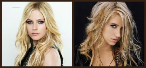 Avril Lavigne e Kesha