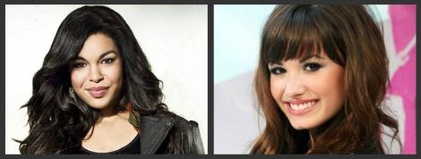 Jordin Sparks e Demi Lovato