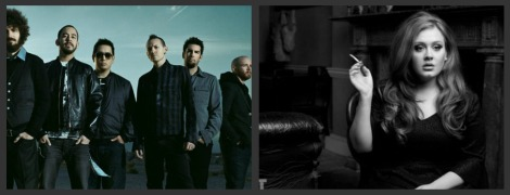 Linkin Park e Adele