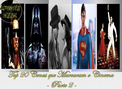 Top 20 Cenas que Marcaram o Cinema - Parte 2