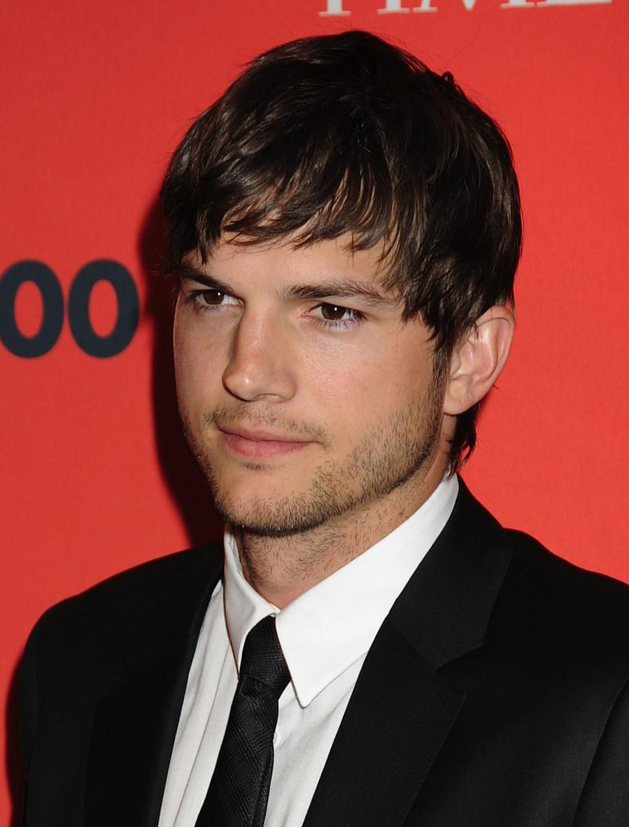 Ashton Kutcher prefier...