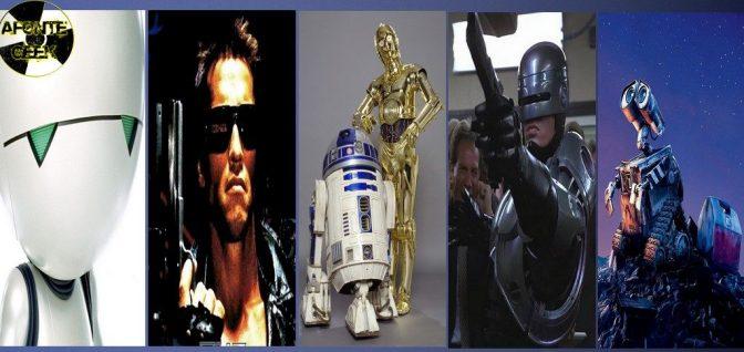 Os 10 Robôs mais Famosos do Cinema