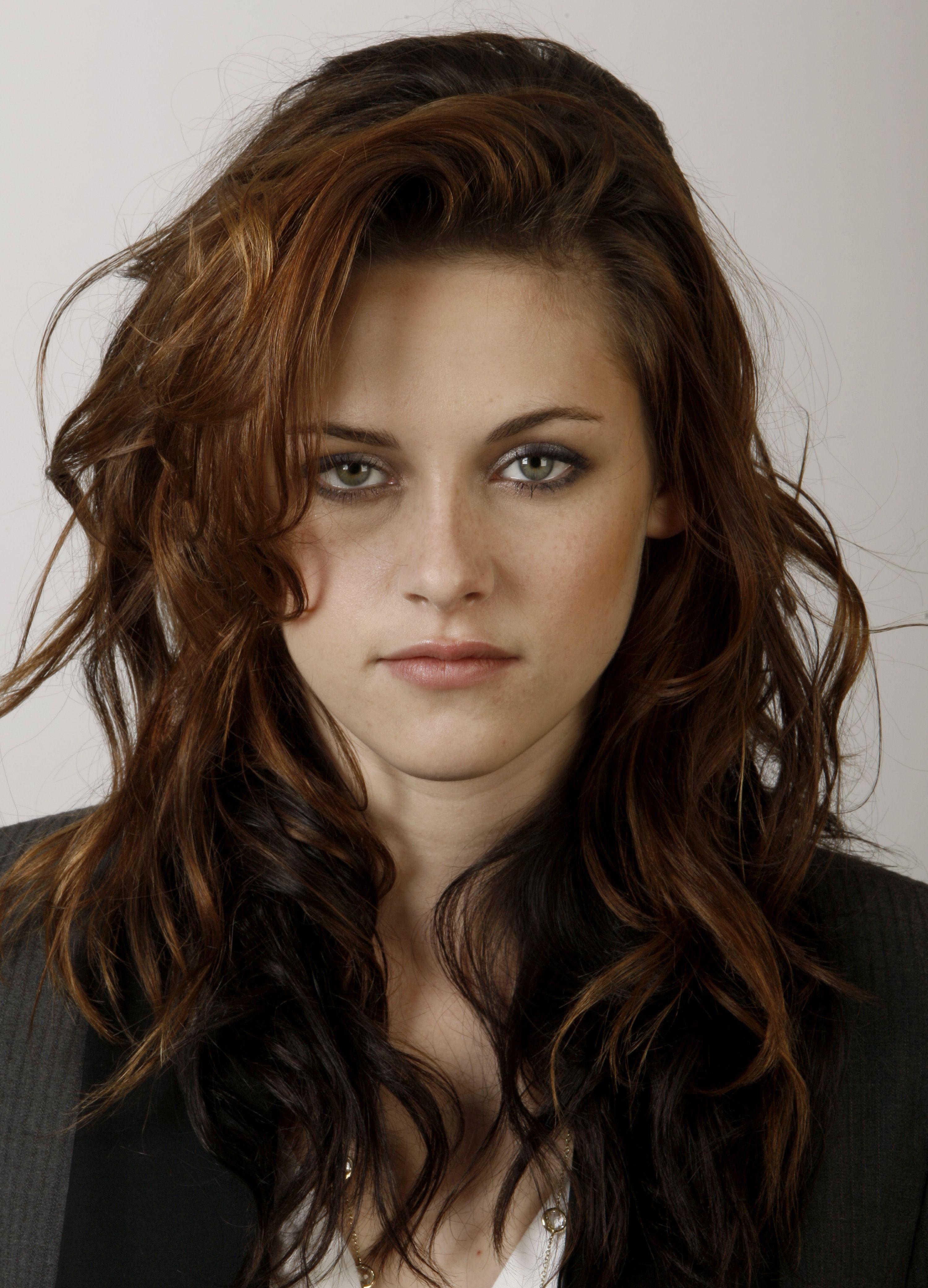 Após o escândalo, as coisas parecem não estar indo bem para Kristen ...