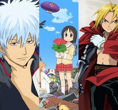 Top 20 Melhores Animes de Todos os Tempos segundo os Japoneses