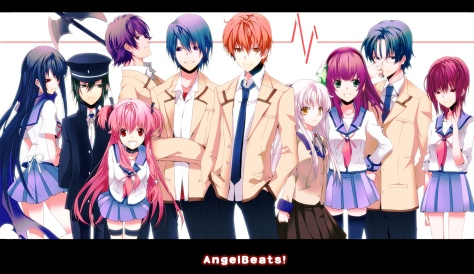 Angel-Beats wallpaper