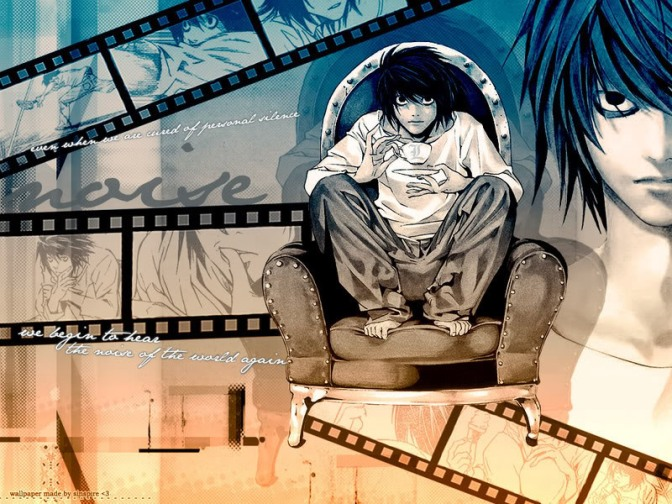 Death Note – Review do Anime: Raito (Light) e a busca pelo Sentido da História