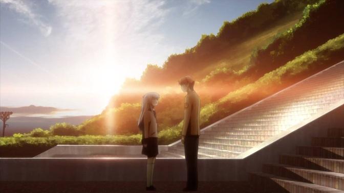 Angel Beats – Review: O Encontro entre uma Anja e um Rapaz de Coração Sagrado!