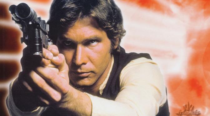 Harrison Ford Volta no próximo Star Wars!