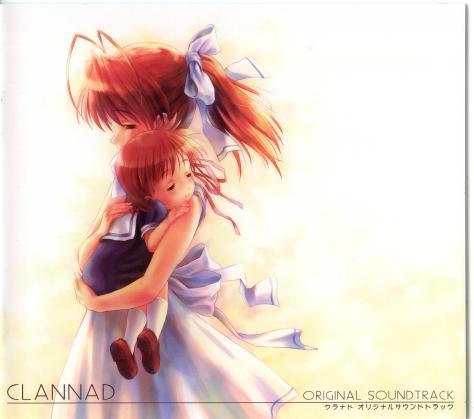 Lindas Nagisa e Ushio em Clannad After Story...olha eu veria esse filme