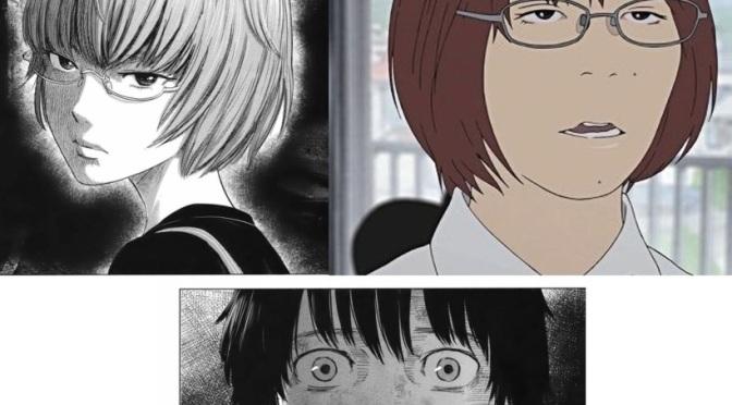 Aku no Hana O Anime estranho, ainda mais Esquisito! – eita coisinha mais linda do Pai!