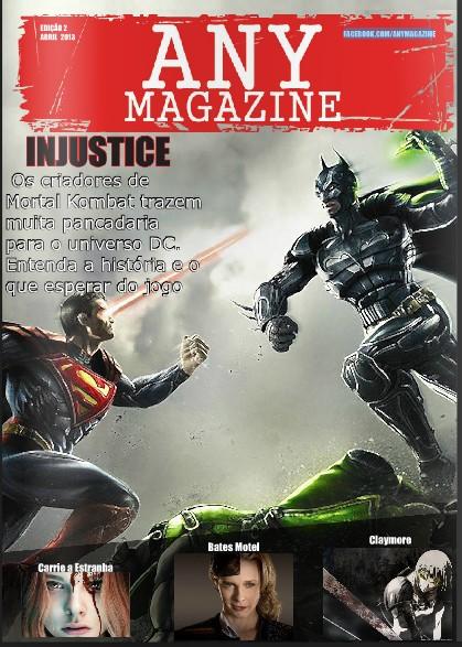 Any magazine 2º edição