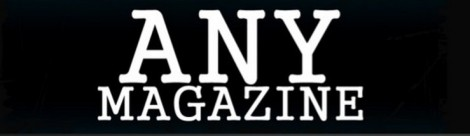 Any magazine logo