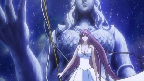 Bom...não cheguei a ver essa Athena no anime..mas todas as fotos que vi dela são com carinha triste...ela é meio depressiva?