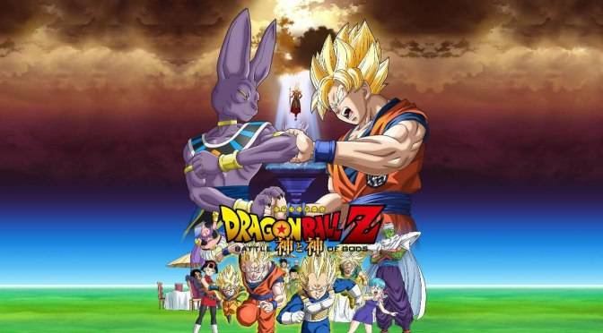 Dragon Ball Z: Battle of Gods – Trailer oficial do novo filme!