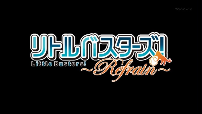 Little Busters: Refrain – Confirmada Segunda Temporada do anime – E um pouco sobre a Key, Animes e Visual Novel!