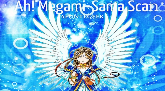 Mangá Ah! Megami-Sama Capítulo 304 Traduzido Para Português – Download