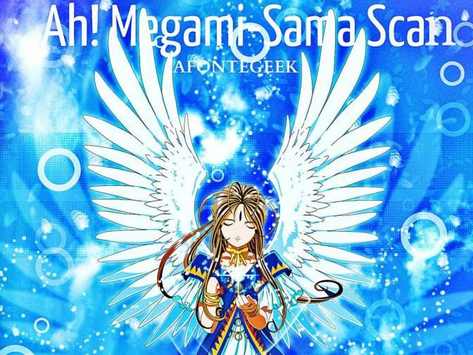 Mangá Ah! Megami-Sama Capítulo 308 Traduzido Para Português – Download
