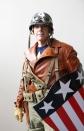 capitão américa cosplay