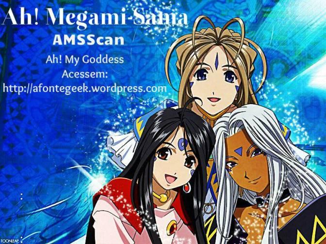 Mangá Ah! Megami-Sama Capítulo 302 Traduzido Para Português – Download