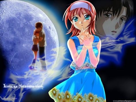 Até a irmã da Haruka se apaixonou por ele...aff