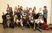 steampunksuperherodc cosplay