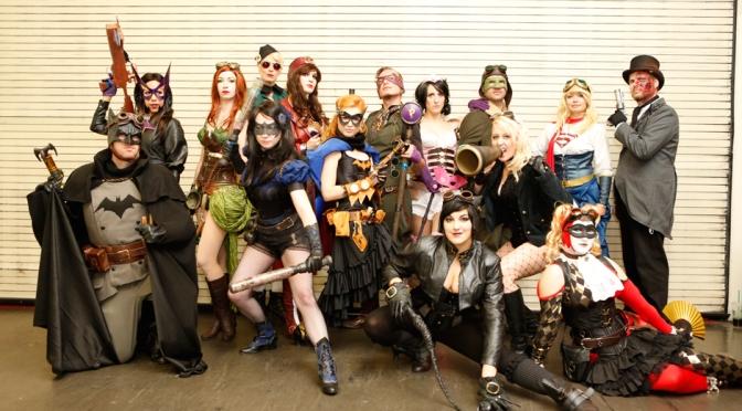 Top 10 Melhores Cosplays da Comic-Con 2013!