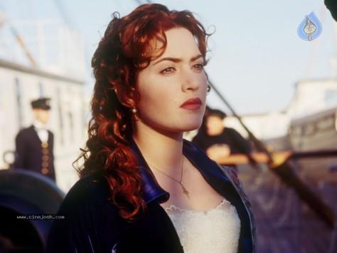 """O nome dela é Kate Winslet"" rs"