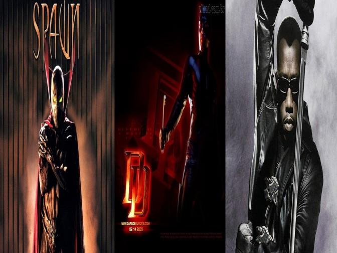 Top 3 Filmes de Super-herói que Deveriam ser Refilmados!