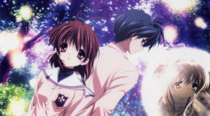 O que são Animes de Visual Novel e Qual Importância da Key/ Visual Arts?