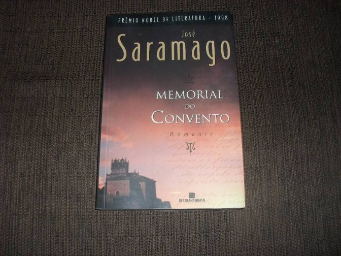 Memorial do Convento de José Saramago – Indicação: Um Padre Voador, um Soldado Maneta e uma Médium – O que é Literatura Fantástica?