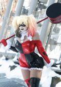 KANA (Alemanha) Harley Quinn Cosplay