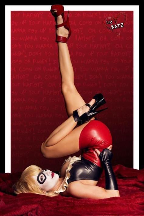 Harley Quinn Cosplay Liz Katz
