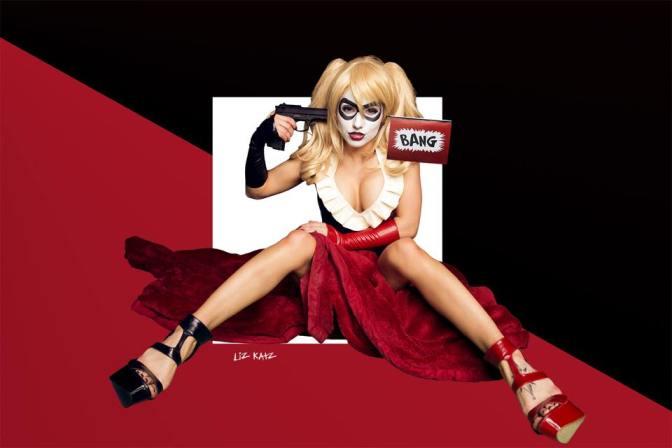 Harley Quinn Cosplay (Arlequina) – Gatas da Semana Especial!