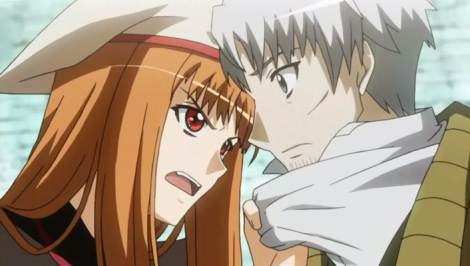 spice and wolf primeira temporada