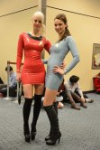 cosplay gostosas sexy ecchi star trek