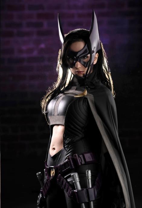 Cosplay Riki LeCotey Huntress Caçadora sexy (1)