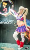 Jessica Nigri Cosplay Lollipop Chainsaw sexy E32012 (3)