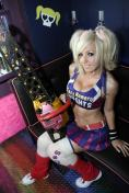 Jessica Nigri Cosplay Lollipop Chainsaw sexy E32012