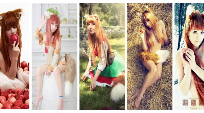 Holo Cosplay – Spice and Wolf: Loba da Semana!