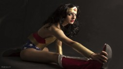 Ivettepuig Cosplay Wonder Woman Mulher Maravilha