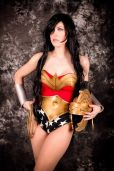 LadyLemon Cosplay Mulher Maravilha (Argentina)