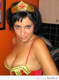 Mulher Maravilha Cosplay Linda Gata Gostosa (4)
