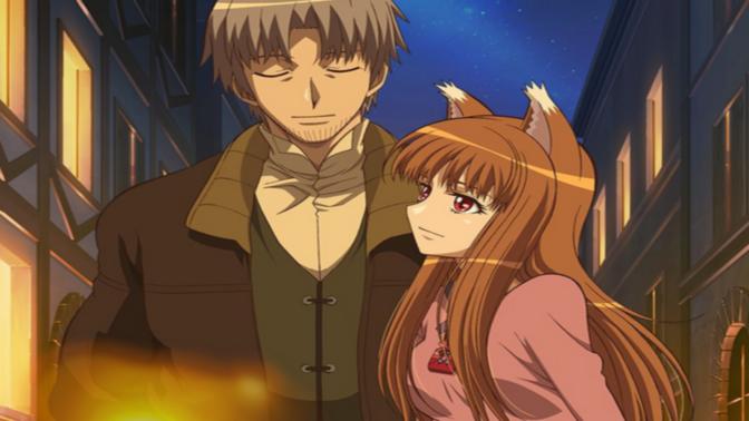 Spice and Wolf – Review do Anime: O Belo Romance entre uma Sábia Loba e um Caixeiro Viajante