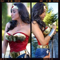 Valerie Perez wonder woman cosplay mulher maravilha 5