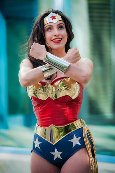 Valerie Perez Wonder Woman Cosplay Mulher Maravilha 9 Afontegeek