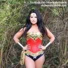 VIVA WONDER WOMAN cosplay mulher maravilha