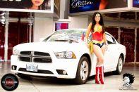 VIVA WONDER WOMAN cosplay mulher maravilha gata 7
