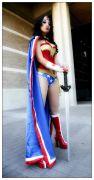 wonder woman cosplay Rosanna Rocha mulher maravilha cosplay