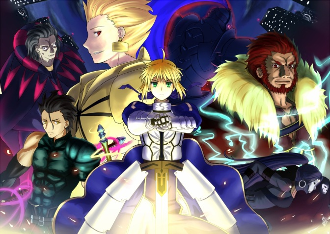 Melhores Animes de 2012 – Qual deles se tornou Clássico?