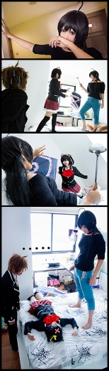 Touka you_lose_by_inushio-d5snuee [Inushio] chuunibyou cosplay